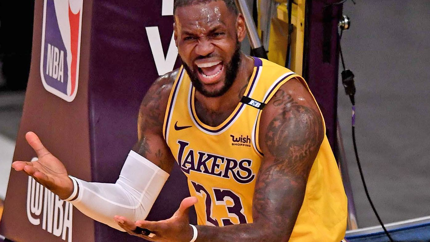 'They all didn't want to listen': LeBron James lashes NBA over recent injuries