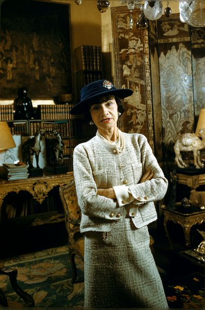 Different movies have focused on Coco Chanel's humble upbringings, an affair with the composer Igor Stravinsky and her return to fame in the '50s.