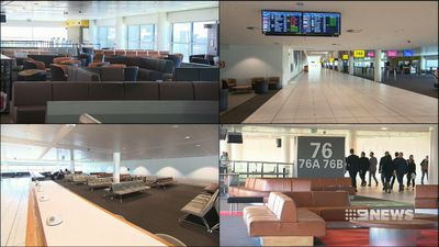 Brisbane Airport's new international terminal unveiled