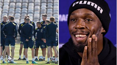 Usain Bolt: 'I look forward to scoring as many goals as possible'