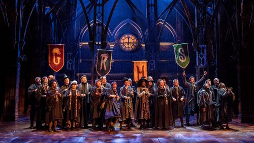 Major Victorian events, including the upcoming Harry Potter and the Cursed Child, will be big drawcards for ticket scalpers. (AAP)