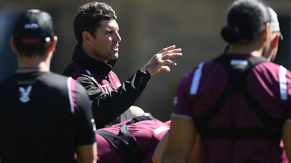 NRL: Manly coach Trent Barrett wants fair crack from referees