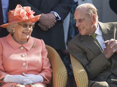 Queen Elizabeth's father King George VI felt dread about her marriage to Prince Philip