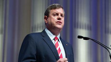 Queensland Treasurer Tim Nicholls. (AAP)