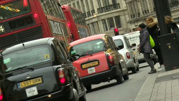 London drivers hit with levy on old cars