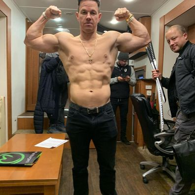 Mark Wahlberg, movie, role, Stu, transformation, gains nine kilos