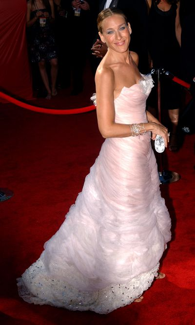 Sarah Jessica Parker at the 55th Annual  Emmy Awards, 1995