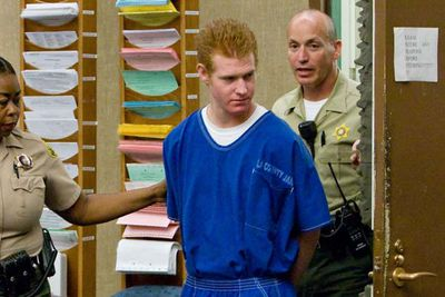 The son of Ryan O'Neal and the late Farah Fawcett found himself in an intensive court-ordered drug diversion program after a string of drug offences. Mum Farah left almost her entire estate to Redmond, but changed her will just before her death to ensure his access to it was monitored closely to ensure it wouldn't lead to another relapse.
