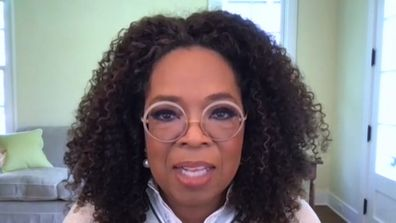 Oprah Winfrey talks about her driving skills and working with Prince Harry