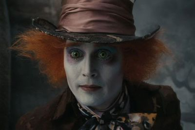 ...or a Johnny-Depp-as-the-Mad-Hatter for that matter. <br/><br/><b>Weird factor: 8/10</b>