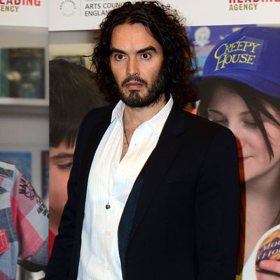 <p>Hollywood Russell Brand</p>