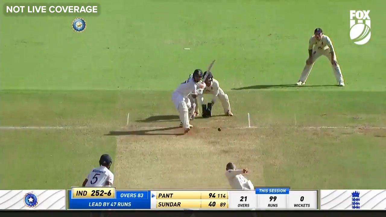 Rishabh Pant blasts audacious century to put India in control of fourth Test against England