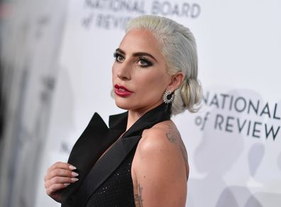 Actress/singer Lady Gaga attends the 2019 National Board Of Review Gala at Cipriani 42nd Street on January 08, 2019 in New York City.
