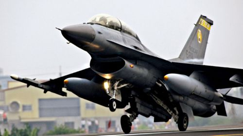 China has been angered by US arms sales to Taiwan, including warplanes.
