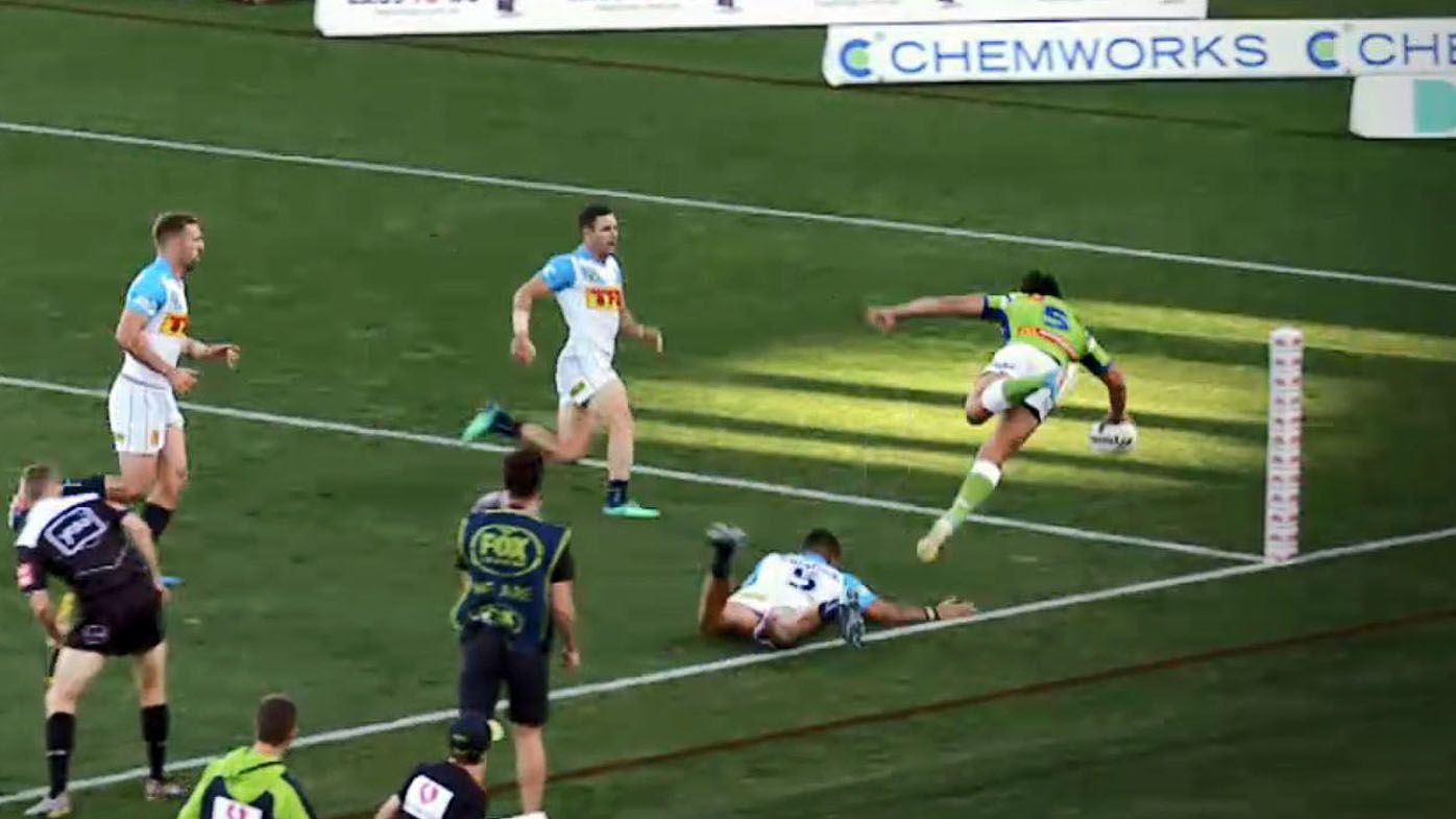 MUST WATCH: Man Shake try of the Year NRL Round 9
