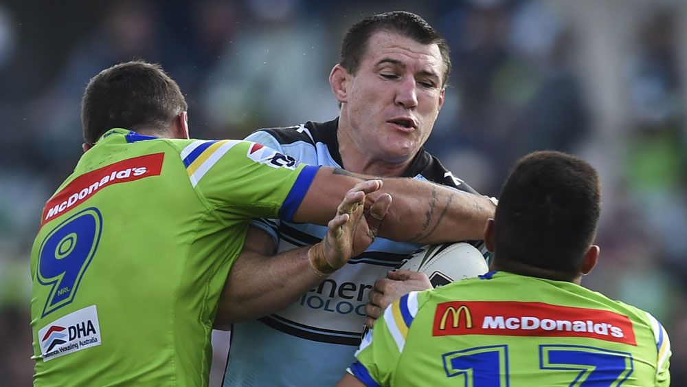 NRL's Gallen wants Kangaroo call-up