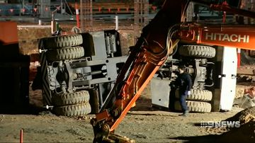 crane operator charged over fatal construction site accident