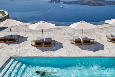 <strong>Vedema, a Luxury Collection Resort, Santorini</strong>