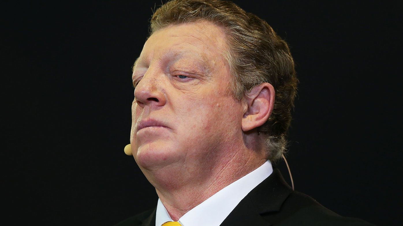 Phil Gould reveals the Queensland 'd---head' that gets under his skin every State of Origin