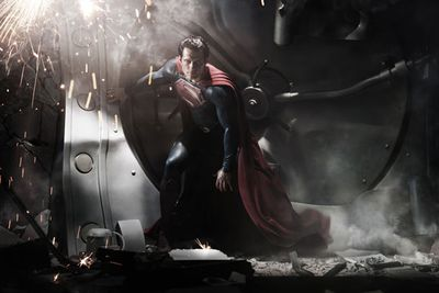 """""""People are afraid of what they don't understand.""""<br/>This year's entry into the war between DC Comics and Marvel Universe brings us a superman adaptation produced by <b>Christopher Nolan</b> and directed by <b>Jack Snyder</b>. Correlations have already been made regarding the similarities to Christopher's <i>The Dark Knight Rises</i>. But let's just hope that the film is as dark as the trailer promises."""