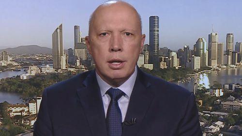 AFP letter provides 'clear direction' on how criminal complaints should be handled: Dutton
