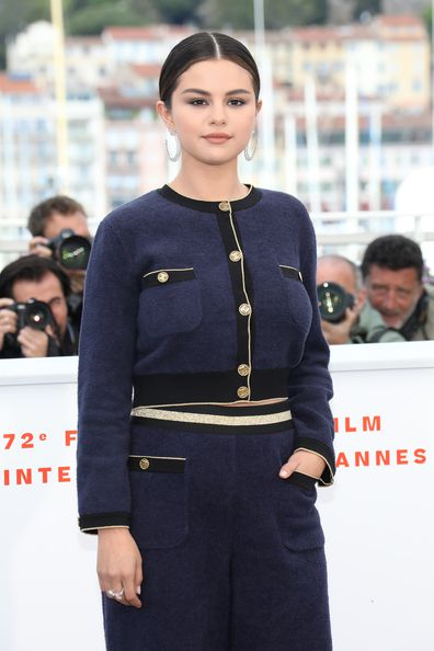 Selena Gomez, photocall, The Dead Don't Die, Cannes Film Festival