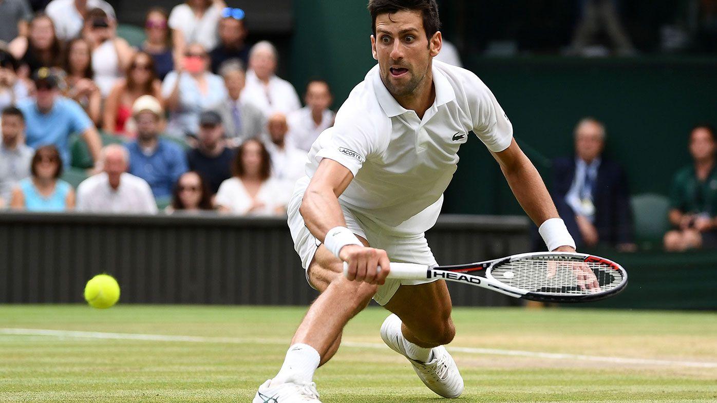 Djokovic outlasts Nadal in Wimbledon semi