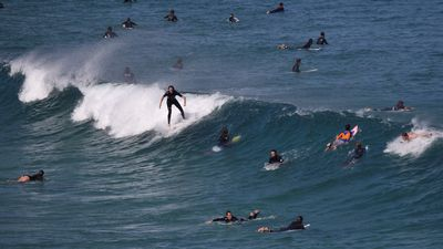Surfers could be turfed from parts of our most iconic beach
