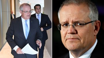Prime Minister Scott Morrison is today hoping to shore up crucial seats in Western Australia with a new deal on GST distribution.