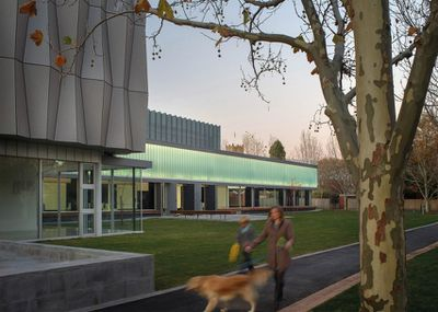 Geelong Grammar School, School of Performing Arts and Creative Education by Peter Elliot Architecture + Urban Design<br>