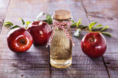 <strong>Apple cider vinegar</strong>