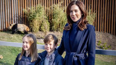 Princess Mary Prince Vincent Princess Josephine