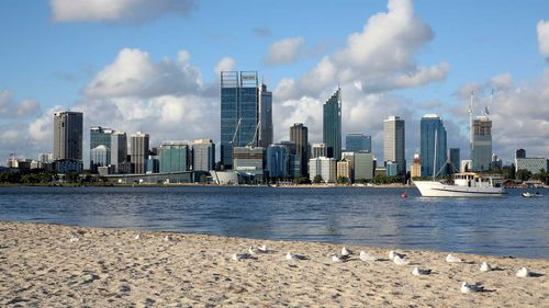 Perth rental prices are climbing at the fastest rate since 2013.