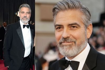 Like a fine wine, George Clooney just gets better with age.