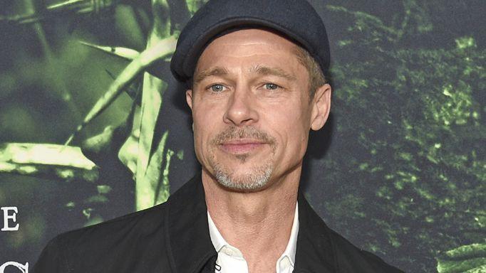 Brad Pitt Lost City of Z premiere
