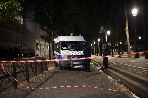 There has so far been no initial indication the assault was linked to terrorism, according to French authorities.