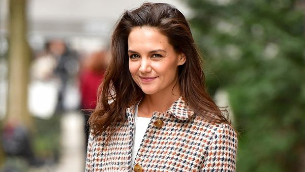 Katie Holmes, mother of one very loved little girl. Image: Getty.