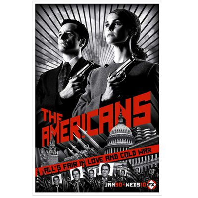 """The Americans (FX) - """"START"""" (originally aired May 2018)"""
