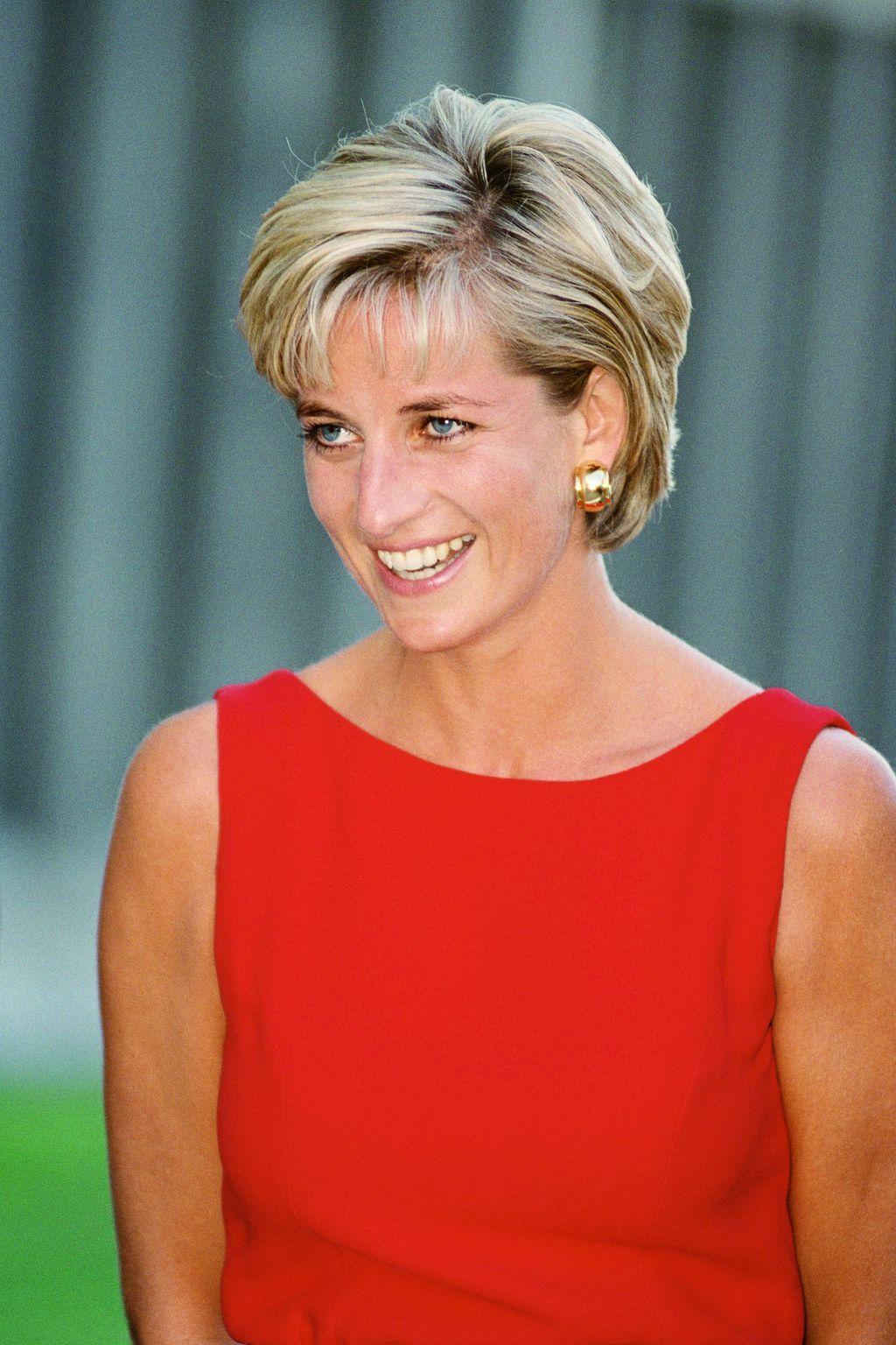 How Do I Get A Princess Diana Haircut