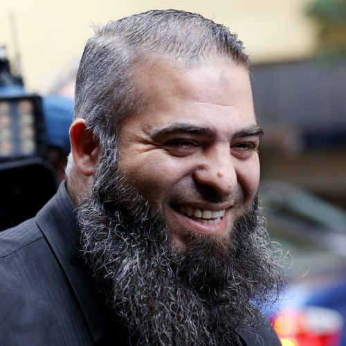 Hamdi Alqudsi, accused of being a recruiter of terrorists, has had his bail conditions changed. (AAP)