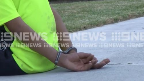 The teen now faces four charges. (9NEWS)