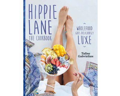 "<a href=""https://www.murdochbooks.com.au/browse/books/cooking-food-drink/food-drink/Hippie-Lane-Taline-Gabrielian-9781743369012"" target=""_top""><em>Hippie Lane The Cookbook</em> by Taline Gabrielian (Murdoch Books), RRP $39.99.</a>"