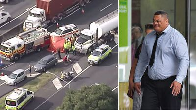 Tamate Heke acquitted of manslaughter over road rage death