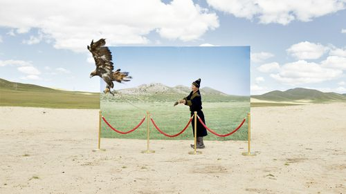 More than 2000 rivers and 850 lakes have dried up in Mongolia. (Daesung Lee, indiphoto.net)
