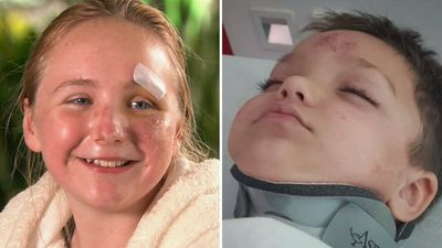 Teen who risked life to save child 'would do it again'