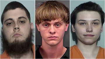 Elizabeth Lecron and Damon Joseph were both arrested and charged over separate plots to commit a terror attack in Toledo, Ohio.