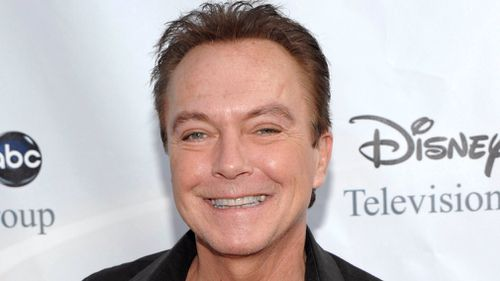 Pop icon David Cassidy is in hospital.