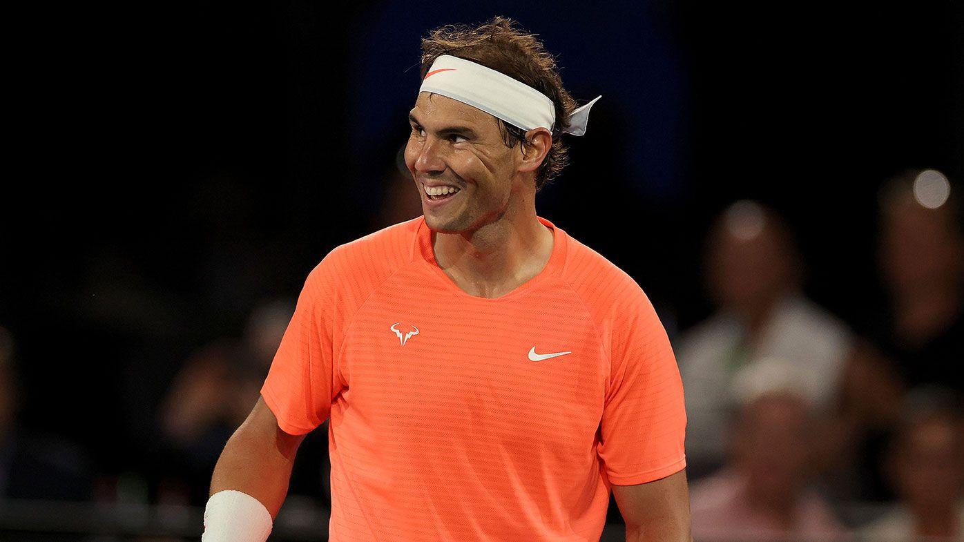 Rafael Nadal salutes Australia's COVID response after Dominic Thiem rout