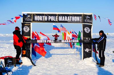 <strong>North Pole Marathon</strong>