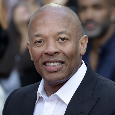Number 1: Dr. Dre (approx. $1.4 billion)